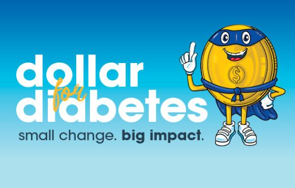 Dollar for Diabetes